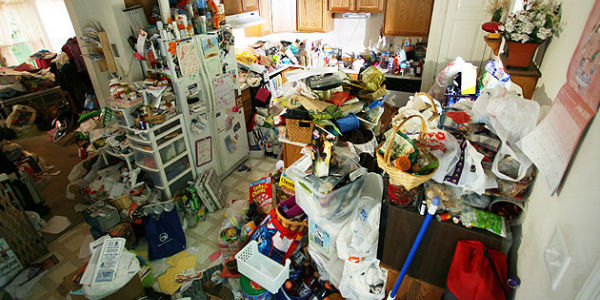 Aging and Hoarding: Ways to help your loved one