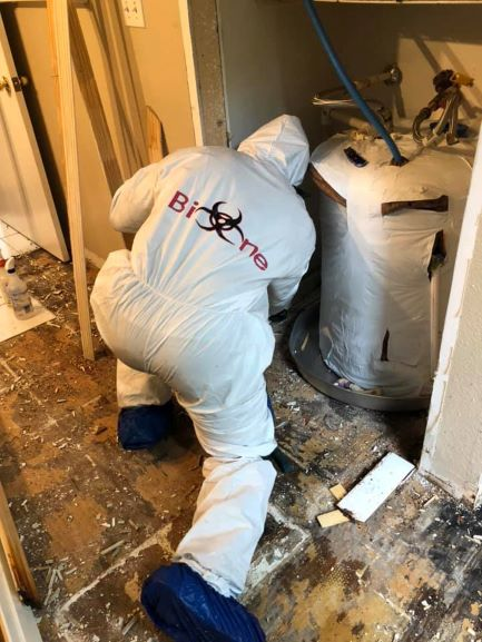 From suicides to hoarding, Bio-One specializes in extreme cleanup
