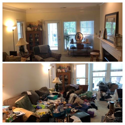 Hoarder Cleanup - Declutter Services in Raleigh - Durham