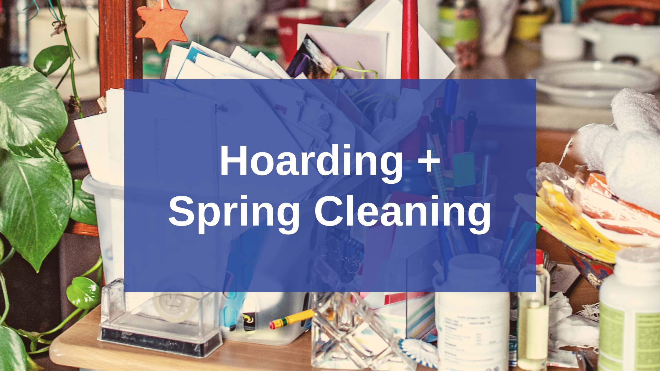 Hoarding and Spring Cleanup with Bio-One
