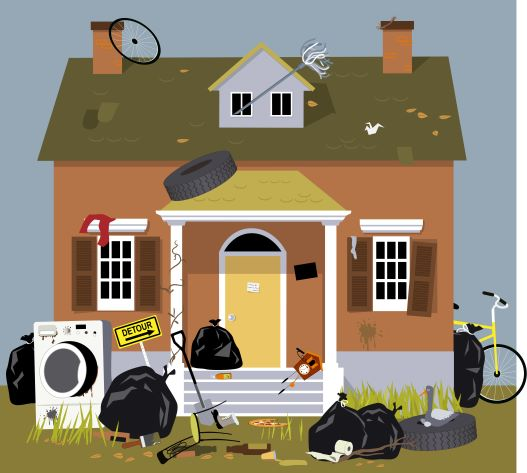 Hoarding Cleanup Services Near Me