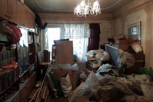 Hoarding Cleanup - The Role OCD Plays