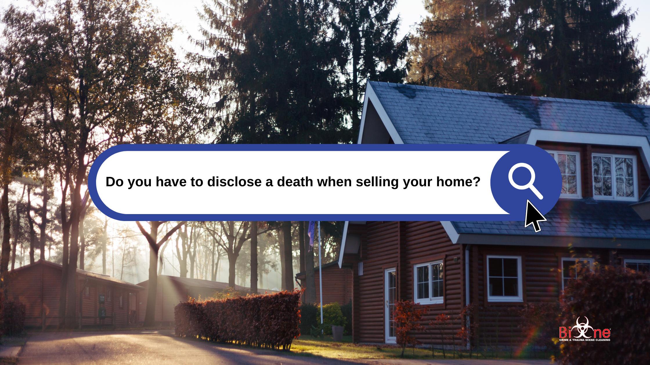 In North Carolina - Do you Have to Disclose a Death When Selling Your Home?